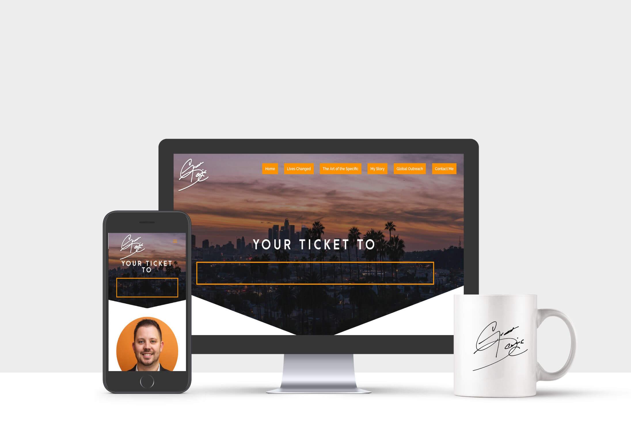 Grant Dennis Web Design